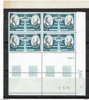COIN DATE FRANCE 1976 PA  Neuf** N°46 /  Cote 2015 = 16 € / Daurat/Vannier