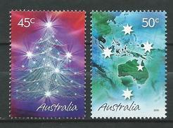 Australia 2005 Marking The Occassion.maps.MNH