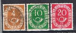 Série Courante Cor Postal N°10 14 16