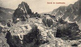 72Bv   Italie Cave Di Carrara - Carrara