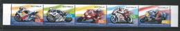 Australia 2004 Australian Heroes Of Grand Prix Racing.Sport/Motorcycle.strip.MNH.Mint