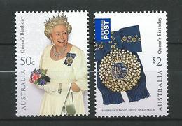 Australia 2008 The Anniversary Of The Birth Of The Queen.MNH.Mint