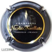 NICOLAS FEUILLATTE N° 50c : Gris, Noir, Or, 50 C - Champagne