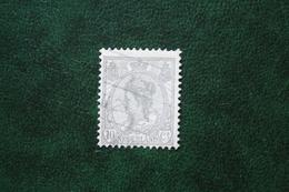 10 Ct Wilhelmina Bontkraag NVPH 81 (Mi ) 1922 Gestempeld / USED NEDERLAND / NIEDERLANDE
