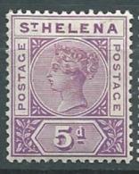 Sainte Helène   Yvert N° 25 *  - Cw 24047 - Saint Helena Island