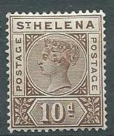 Sainte Helène   Yvert N° 26 *  - Cw 24050 - Saint Helena Island