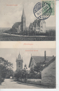 MÖRCHINGEN - Multivues - Katholische Kirche  & Garnisonkirche  PRIX FIXE - Morhange