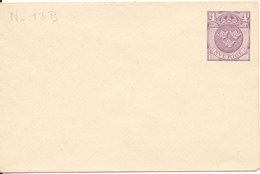 Sweden Small Postal Stationery Cover 4 öre In Mint Condition - Postal Stationery