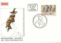 L3217 - Austria (1985) 6010 Innsbuck: Modern Art In Austria