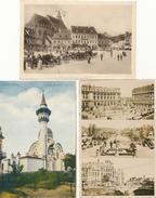 ROMANIA / RUMÄNIEN - 23 Ansichtskarten , Picture Postcards   -  Big Letter , Dispatch = 7,70 EURO (registered) - Rumänien