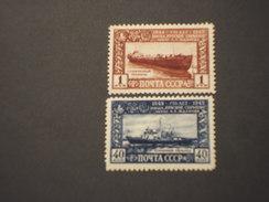 RUSSIA - 1949 NAVI  2 VALORI- NUOVI(++)