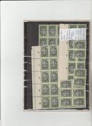 TIMBRE DES PAYS-BAS ** NR 292 ** 1 1/2 CENTIMES X 60 JAMBOREE INTERNATIONAL FILIGRANES CERCLE  COTE 60€