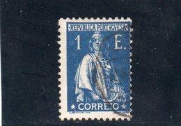 PORTUGAL 1923-4 O