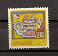 Deutschland 1980, Nr. 1066, Weihnachten Postfrisch (mnh), Bundesrepublik