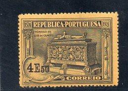 PORTUGAL 1924 *