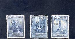 PORTUGAL 1925 *