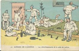 Scene De Caserne - Humoristiques