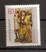 Deutschland 1981, Nr. 1099, 450. Todestag Von Tilman Riemenschneider, Postfrisch (mnh), Bundesrepublik