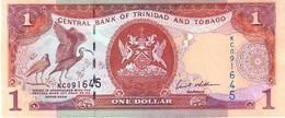 Trinidad & Tobago P.42 A 1 Dollar 2006  Unc - Trindad & Tobago