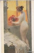 """NU_NUE_NUS_NUDE_NAKED WOMAN-NUDI ARTISTICI-""""Raggio Di Sole"""" ARTURO NOCI Pinxit-Original D'epoca 100%- - Pittura & Quadri"""