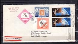 Postal Conference & Sport Shooting And Running 1961 Manila > Trenton USA - Filippijnen
