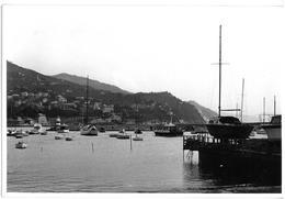 FOTO BIANCO E NERO ANNI 1960 - 1970 FOTO 44 PORTO E BARCHE - Non Classés