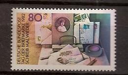 Deutschland 1982, Nr. 1154, Tag Der Briefmarke Postfrisch (mnh), Bundesrepublik