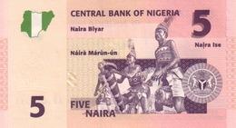 Nigeria P.32a 5 Naira 2006    Unc - Nigeria
