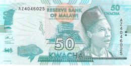 Malawi - Pick 64b - 50 Kwacha 2016 - Unc - Malawi