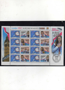 076-SLOVAKIA--OLYMPIC GAMES LONDON  2012 -SLOVAK MEDAL-PERSONALIZER STAMPS
