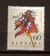 Deutschland 1983, Nr. 1167, Schwäbisch-alemannische Fastnacht Postfrisch (mnh), Bundesrepublik