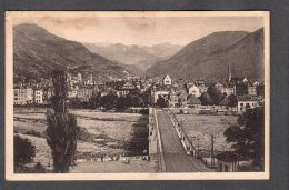 1936 BOLZANO VEDUTA DEL MONUMENTO DELLA VITTORIA FP V SEE 2 SCANS ANIMATA - Bolzano