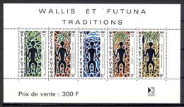 WF 1991 Foglietto N. 5 MNH Cat. € 9.50 - Blocks & Sheetlets
