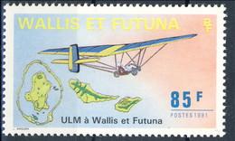 WF 1991 N. 4.10  Ultraleggero MNH Cat. € 2.70 - Wallis E Futuna