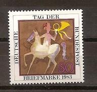 Deutschland 1983, Nr. 1192, Tag Der Briefmarke Postfrisch (mnh), Bundesrepublik