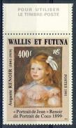 WF 1991 N. 412 Dipinto Di Auguste Renoir  MNH Cat. € 12 - Wallis E Futuna