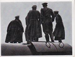CAID Sammelbild - Unsere Reichsmarine - Gefechtsleitstand Wilhelmshaven (27603) - Cromo