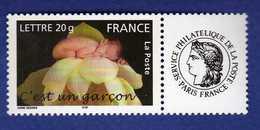 France Y&T : Personnalisés N° 3805A***