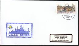 Germany Rostock 1997 / Ships / Ship DENEB