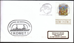 Germany 1997 / Ships / Ship KOMET