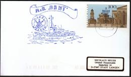 Germany 1997 / Ships / Ship BANT
