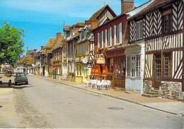 14 - BEUVRON EN AUGE ( Normandie Pittoresque ) Restaurant De La Forge - CPSM GF - Calvados - Autres Communes