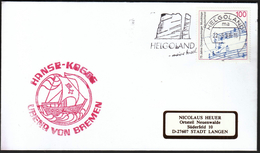Germany Helgoland 1998 / Ships / Ship