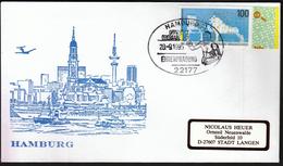 Germany Hamburg 1995 / Boxing - Boxeo