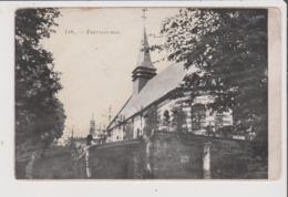 CPA - FRETTECUISSE  - L'Eglise - Imp Yvert Et Tellier - France
