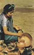 CARTOLINA GUATEMALA META 900 -INDIAN GIRL (VP25 - Guatemala