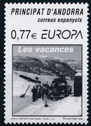 Andorra Española 2004. Europa CEPT. Ed 317. MNH. **.