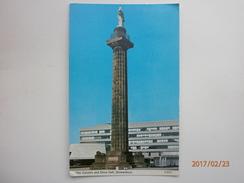 Postcard The Column And Shire Hall Shrewsbury Shropshire PU 1973 My Ref B1868 - Shropshire
