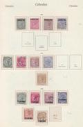 GIBRALTAR  COLLECTION DE CLASSIQUES  COTE: 1200 EUROS
