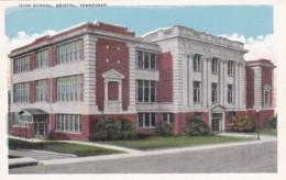 High School Bristol Tennessee - Schools